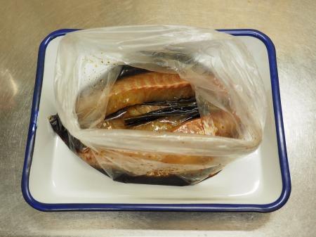 鯛刺身の卵かけご飯043