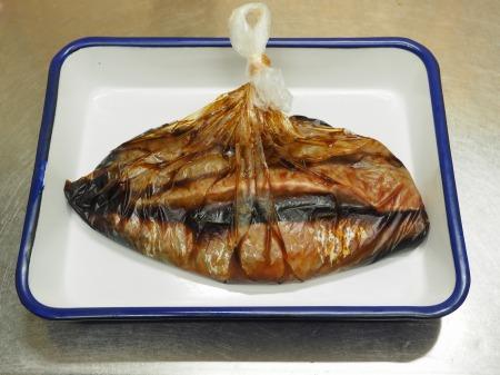 鯛刺身の卵かけご飯044