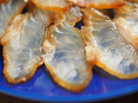 真鯛の昆布漬け刺身016