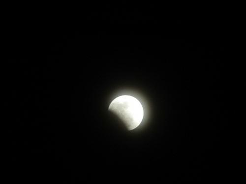 皆既月食01