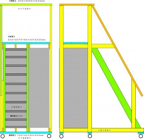 20181221 階段ステップ 全体図