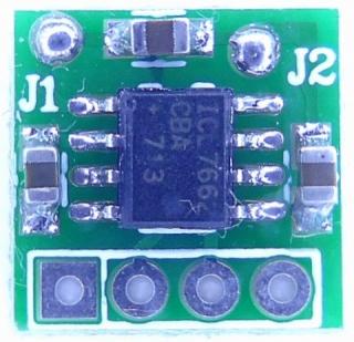 ICL7662モジュール