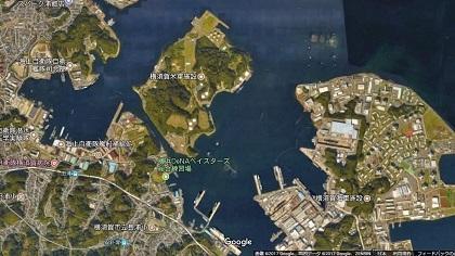 Google Map Yokosuka2