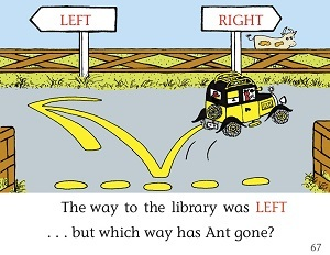 Left and Right with ANT and BEE その1