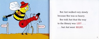Left and Right with ANT and BEE その2
