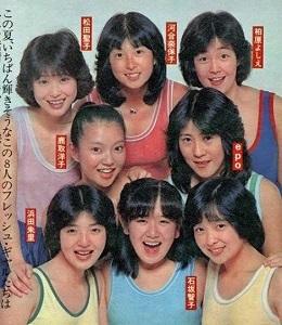 80年代アイドル