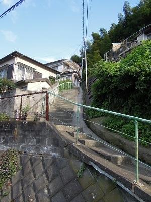 よこすか階段1