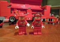 LEGO フェラーリ