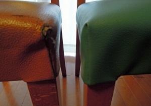 椅子の張り替え_写真11