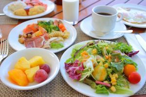 ブセナのバイキング朝食