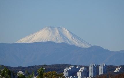 富士山2017.11.-1