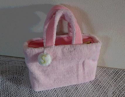 Sちゃんのバッグ