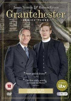 グランチェスター 牧師探偵シドニー・チェンバース シリーズ3