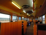 バタ電車内