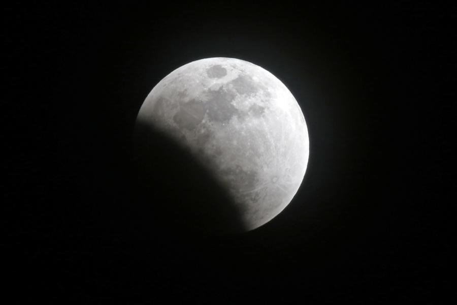 皆既月食 2018年1月31日T84A4147