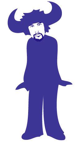 Jamiroquai caricature likeness