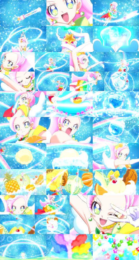 【キラキラ☆プリキュアアラモード】第23話「翔べ!虹色ペガサス、キュアパルフェ!」