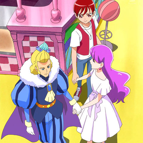 【キラキラ☆プリキュアアラモード】第25話「電撃結婚!?プリンセスゆかり!」