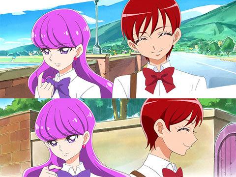 【キラキラ☆プリキュアアラモード】第29話「大ピンチ!闇に染まったキュアマカロン!」