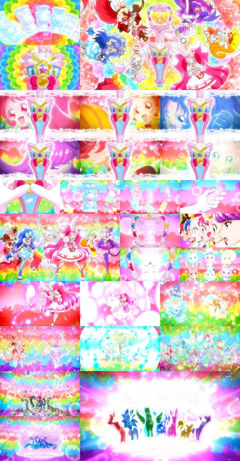 【キラキラ☆プリキュアアラモード】第32話「キラッと輝け6つの個性!キラキラルクリーマー!」17
