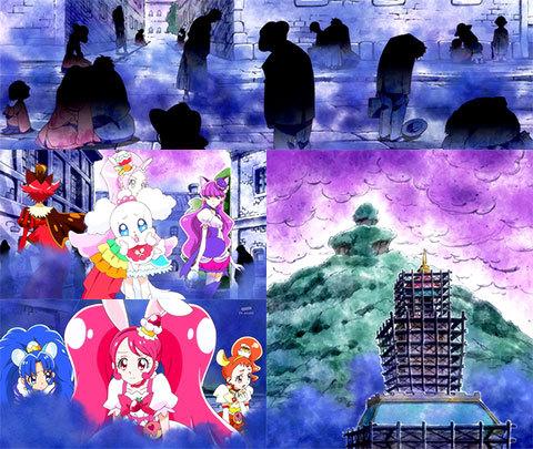 【キラキラ☆プリキュアアラモード】第32話「キラッと輝け6つの個性!キラキラルクリーマー!」04