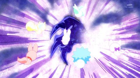 【キラキラ☆プリキュアアラモード】第33話「スイーツがキケン!?復活、闇のアニマル!」15