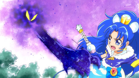 【キラキラ☆プリキュアアラモード】第33話「スイーツがキケン!?復活、闇のアニマル!」14