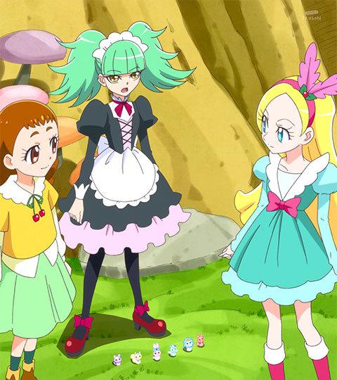 【キラキラ☆プリキュアアラモード】第33話「スイーツがキケン!?復活、闇のアニマル!」12