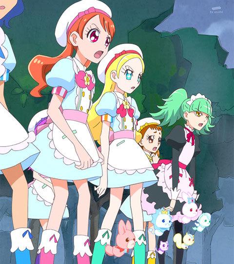 【キラキラ☆プリキュアアラモード】第33話「スイーツがキケン!?復活、闇のアニマル!」06
