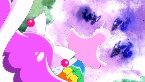 【キラキラ☆プリキュアアラモード】第34話「小さな大決闘!ねこゆかりvs妖精キラリン!」16