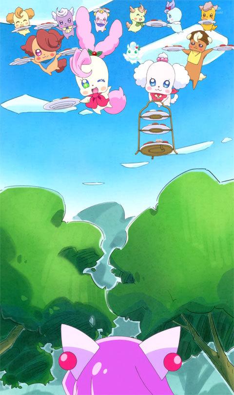 【キラキラ☆プリキュアアラモード】第34話「小さな大決闘!ねこゆかりvs妖精キラリン!」10