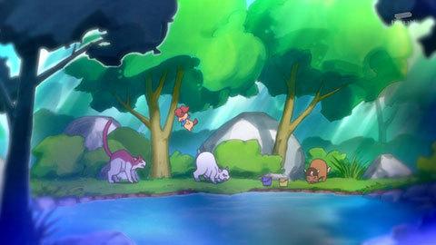 【キラキラ☆プリキュアアラモード】第34話「小さな大決闘!ねこゆかりvs妖精キラリン!」07