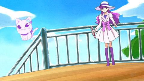 【キラキラ☆プリキュアアラモード】第34話「小さな大決闘!ねこゆかりvs妖精キラリン!」02