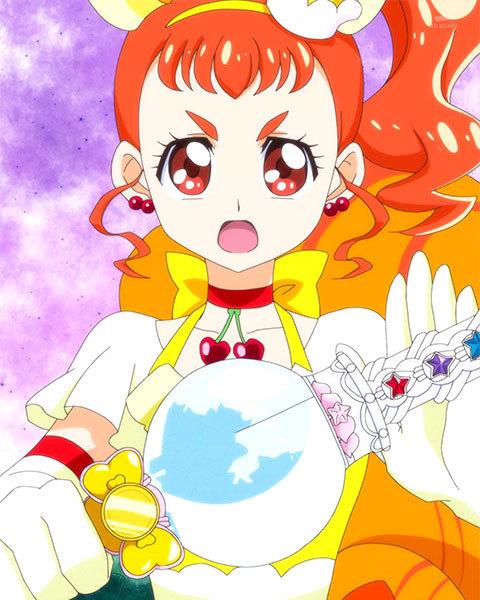 【キラキラ☆プリキュアアラモード】第35話「デコボコぴったり!ひまりとあおい!」12