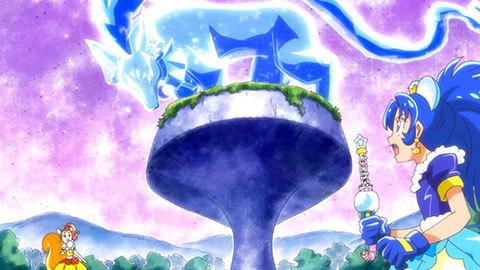 【キラキラ☆プリキュアアラモード】第35話「デコボコぴったり!ひまりとあおい!」09