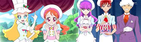 【キラキラ☆プリキュアアラモード】第35話「デコボコぴったり!ひまりとあおい!」04