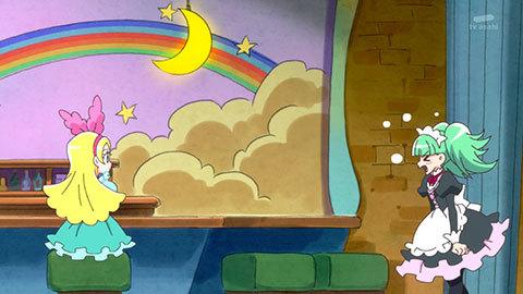 【キラキラ☆プリキュアアラモード】第37話「サリュー!シエル、フランスへ去るぅー!?」09