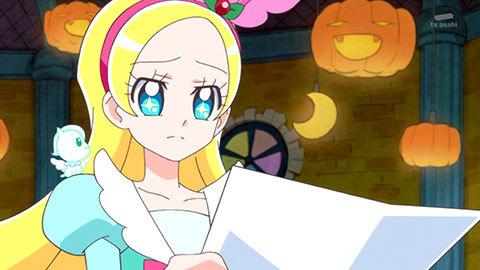 【キラキラ☆プリキュアアラモード】第37話「サリュー!シエル、フランスへ去るぅー!?」08