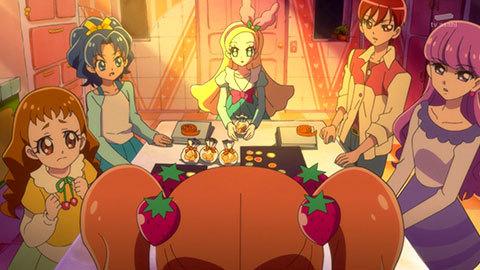 【キラキラ☆プリキュアアラモード】第37話「サリュー!シエル、フランスへ去るぅー!?」07