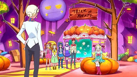 【キラキラ☆プリキュアアラモード】第37話「サリュー!シエル、フランスへ去るぅー!?」04
