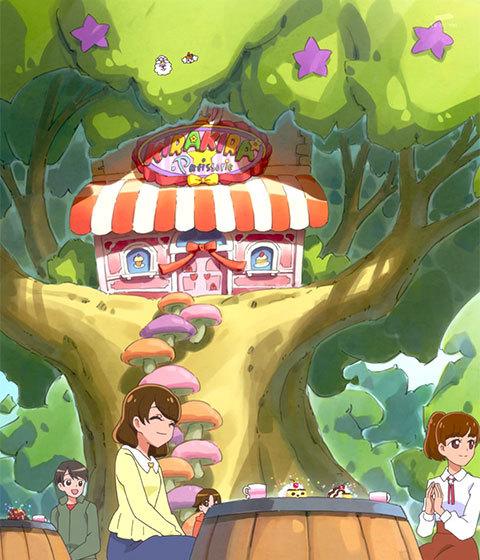 【キラキラ☆プリキュアアラモード】第37話「サリュー!シエル、フランスへ去るぅー!?」01