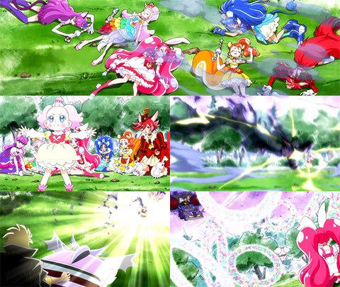 【キラキラ☆プリキュアアラモード】第38話「ペコリン人間になっちゃったペコ~!」17