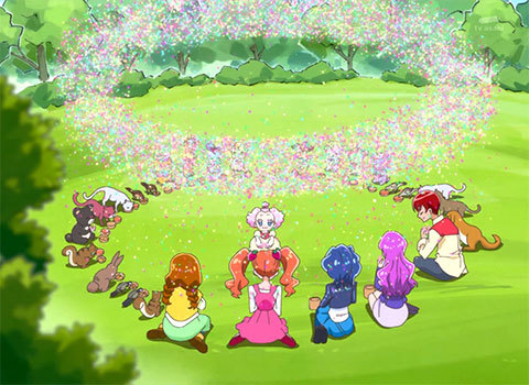 【キラキラ☆プリキュアアラモード】第38話「ペコリン人間になっちゃったペコ~!」15