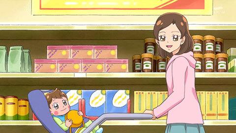 【キラキラ☆プリキュアアラモード】第38話「ペコリン人間になっちゃったペコ~!」11