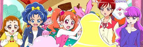 【キラキラ☆プリキュアアラモード】第38話「ペコリン人間になっちゃったペコ~!」03