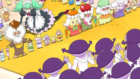 【キラキラ☆プリキュアアラモード】第39話「しょんな~!プリキュアの敵はいちご坂!?」15