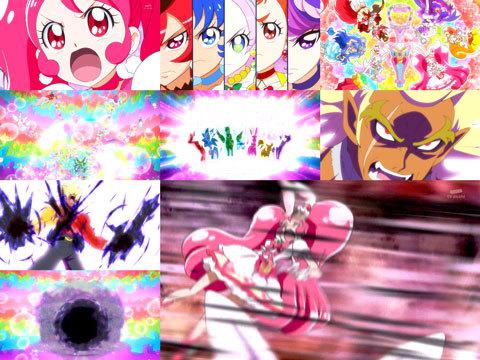 【キラキラ☆プリキュアアラモード】第39話「しょんな~!プリキュアの敵はいちご坂!?」13