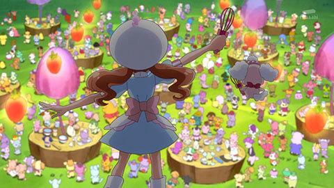 【キラキラ☆プリキュアアラモード】第39話「しょんな~!プリキュアの敵はいちご坂!?」07