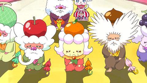 【キラキラ☆プリキュアアラモード】第39話「しょんな~!プリキュアの敵はいちご坂!?」04