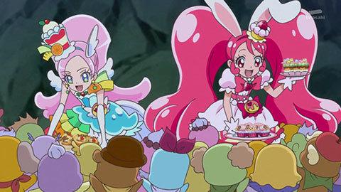 【キラキラ☆プリキュアアラモード】第39話「しょんな~!プリキュアの敵はいちご坂!?」03